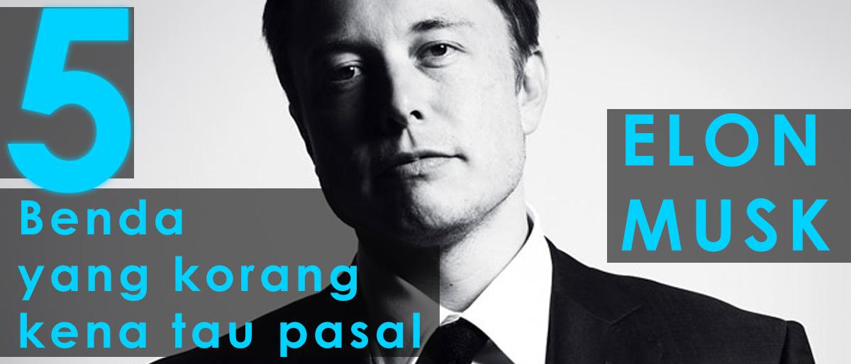 Elon Musk - Affendi.com