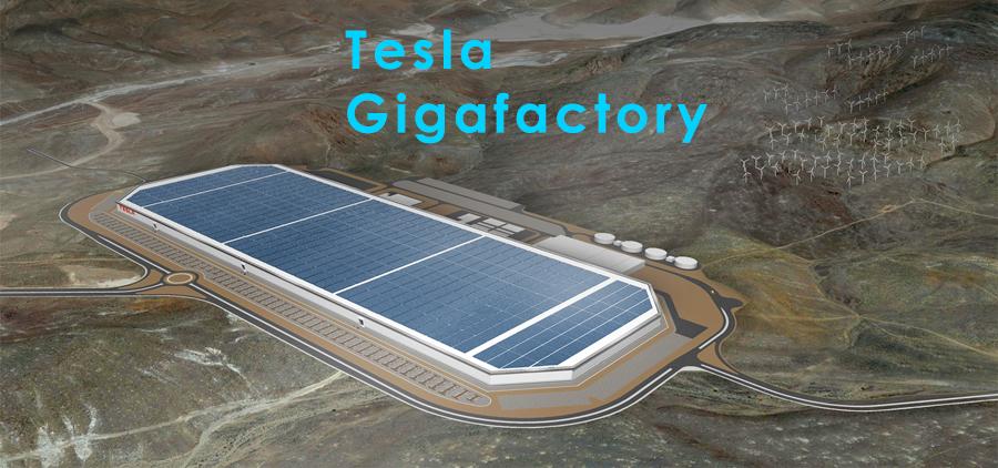 Tesla Gigafactory Elon Musk -affendi.com