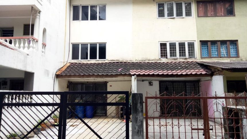 3 Storey Sri Muda