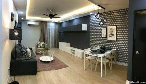 Inspirasi Dekorasi Rumah Kecil oleh Ariff Latiff Deco Design