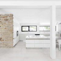 Kabinet Dapur Putih