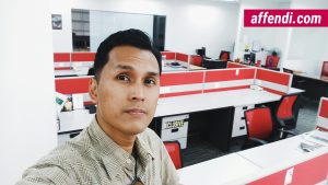 affendi at office