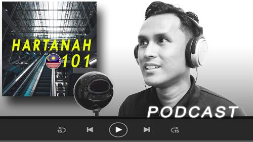 hartanah 101 podcast