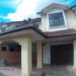 WTL: 2 Storey Terrace B.B. Bangi