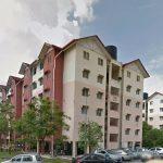 WTS: PKNS Apartment Seksyen 7