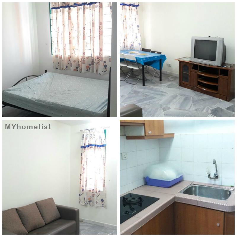 ilham apartment