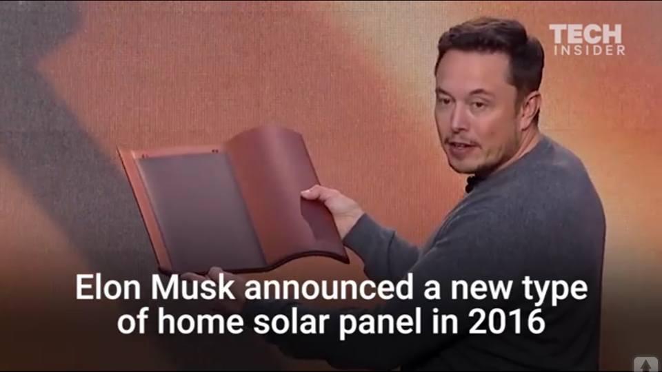 Elon Musk Solar Roof - affendi.com