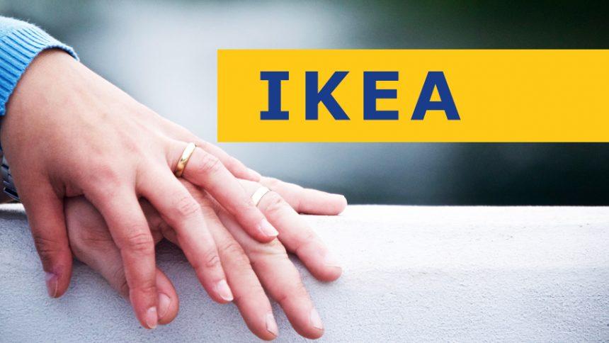 10 Barangan IKEA yang Sesuai untuk Pasangan Baru